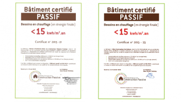 4 prix bâtiments passifs performants