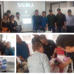 La Visite de l'Usine SALOLA
