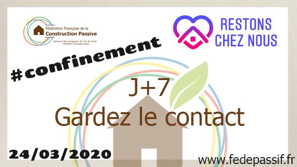 Confinement / Conseil #1
