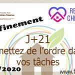 Confinement / Conseil #3