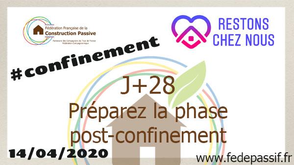 Confinement / Conseil #4