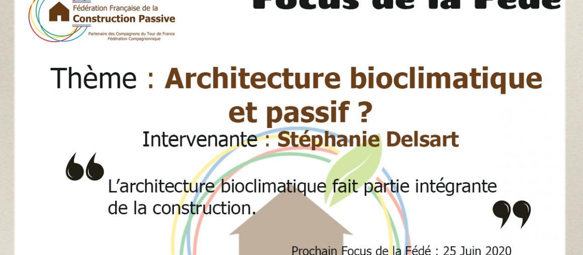 """Le """"Focus de la Fédé"""" #7"""