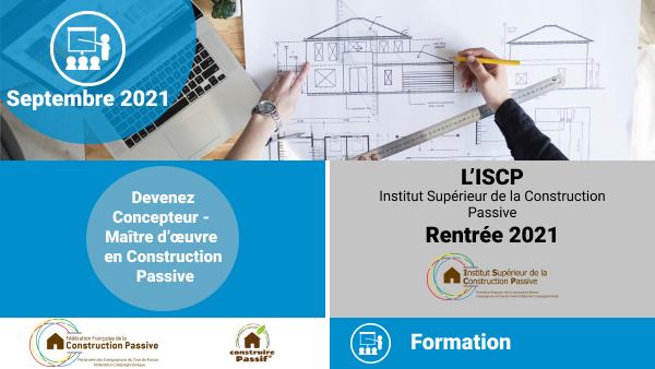 ISCP - Rentrée 2021