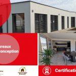 Article Technique - Bâtiment Certifié - Bureaux M.A Conception / Certificat Fédépassif 2020 - 55
